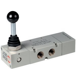 Metalwork Lever valve